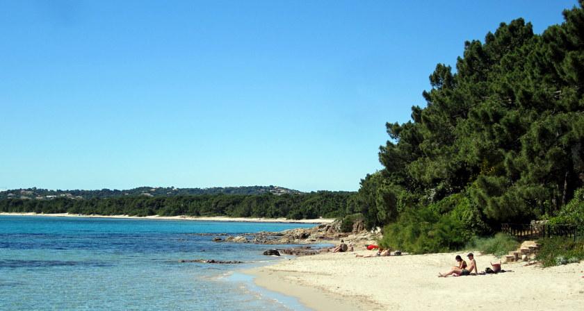 Corsicaanse stranden