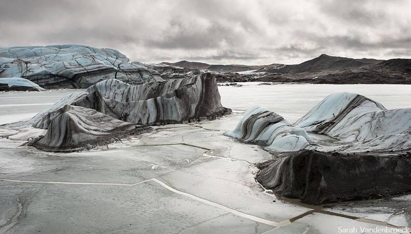Rotsen IJsland