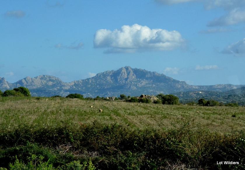 Bergen van Graniet