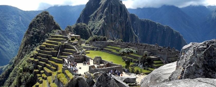 peru: naar het land van de inca's