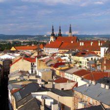 Over Olomouc