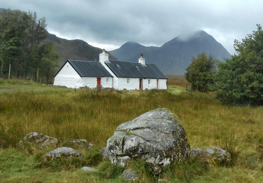 West Highland Way in Schotland