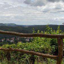 Een winterse short break in Thüringen