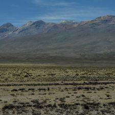 De Andes in: condors en hoogteziekte