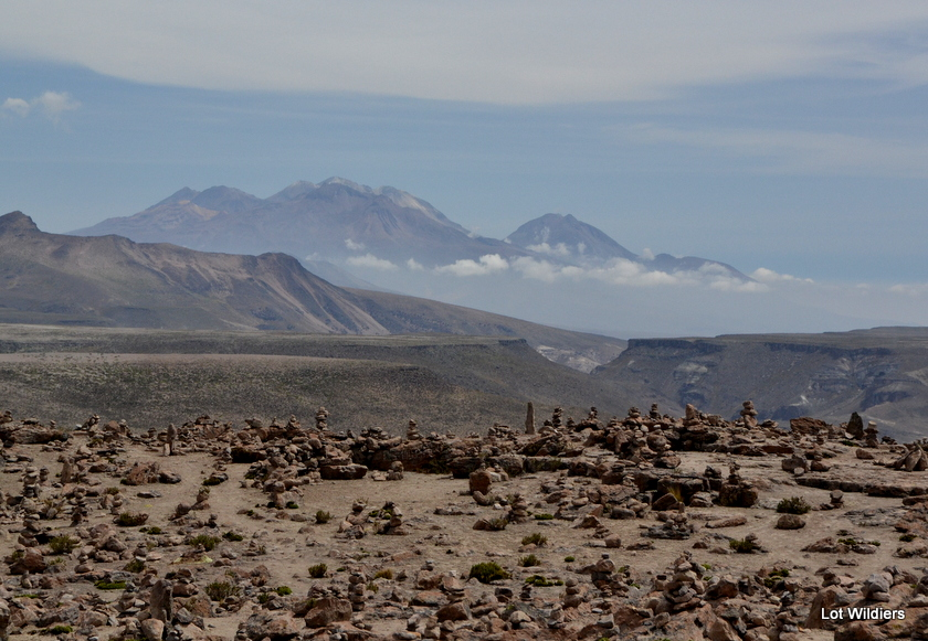 Het venster van de Andes: Mirador del Andes.