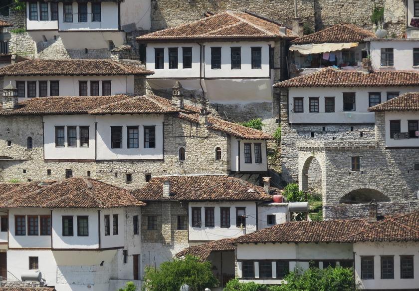 Berat Albanië