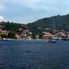Ik ging naar Dubrovnik-Neretva