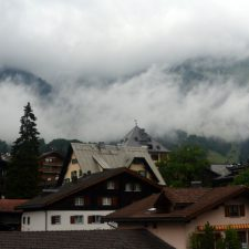 Het Piz Buin in Davos - Klosters