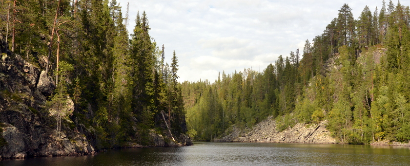 ruska: de herfst in finland