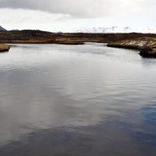 De vier windstreken van IJsland