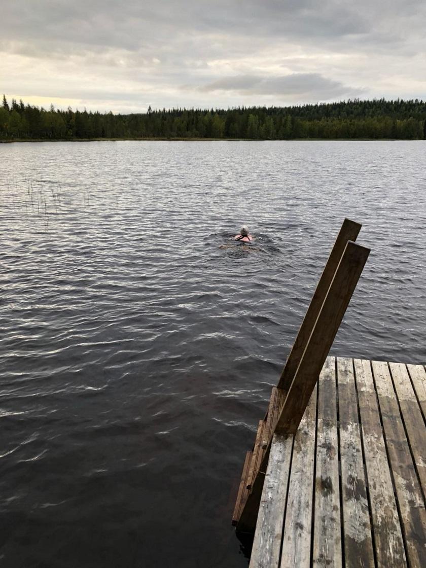 De Isokenkaisten Klubi Lodge in Finland