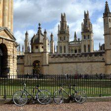 Eén dag Oxford