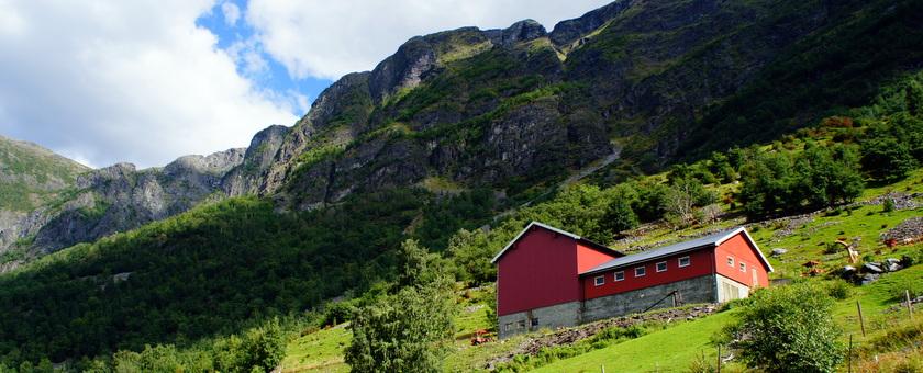 de historiske: noorse gastvrijheid ten top