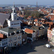 Thuiskomen in Bergen Op Zoom