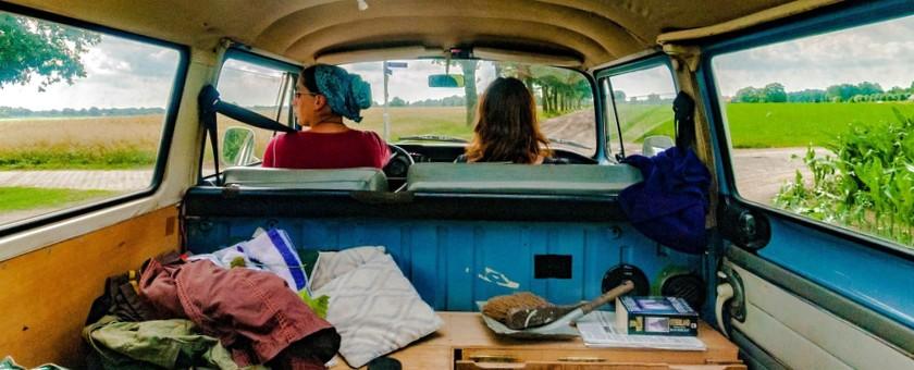 vakantieadres onbekend: op reis zonder bestemming