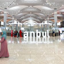Simon goes: Istanbul New Airport in Turkije