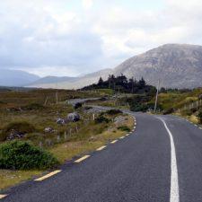 Dwars door Inagh Valley