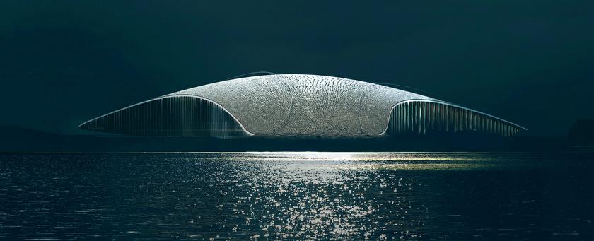 the whale: een ambitieus noors project