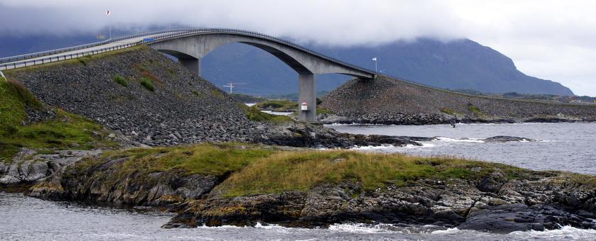 ontdek noorwegen met de nasjonale turistveger