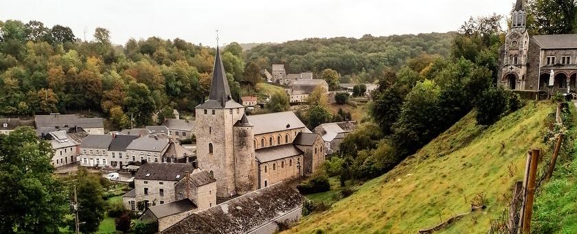 herfstweekend in celles, het mooiste dorp van wallonië
