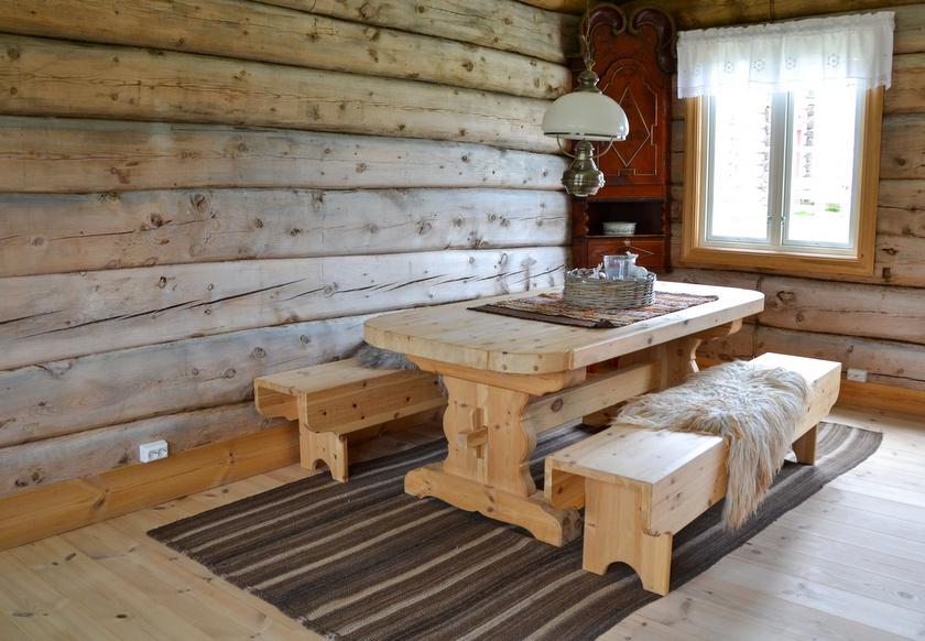 Bjerkeløkkja hotel Noorwegen