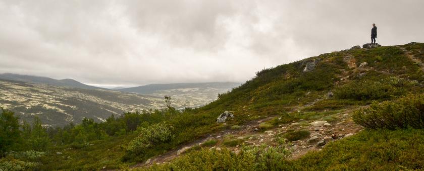 hotel bjerkeløkkja in oppdal, noorwegen